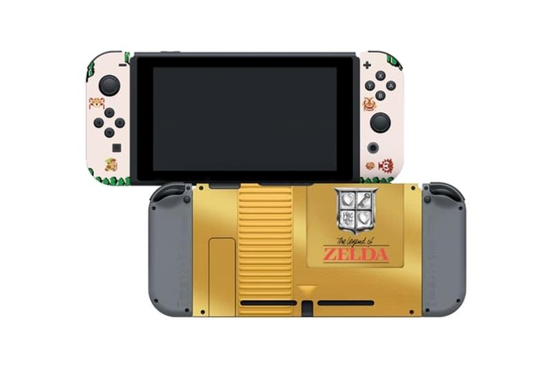 Nintendo Switch metroid the legend of zelda super nintendo super mario pokemon pikachu cover skin screen protector dock joy con controller games titles artwork