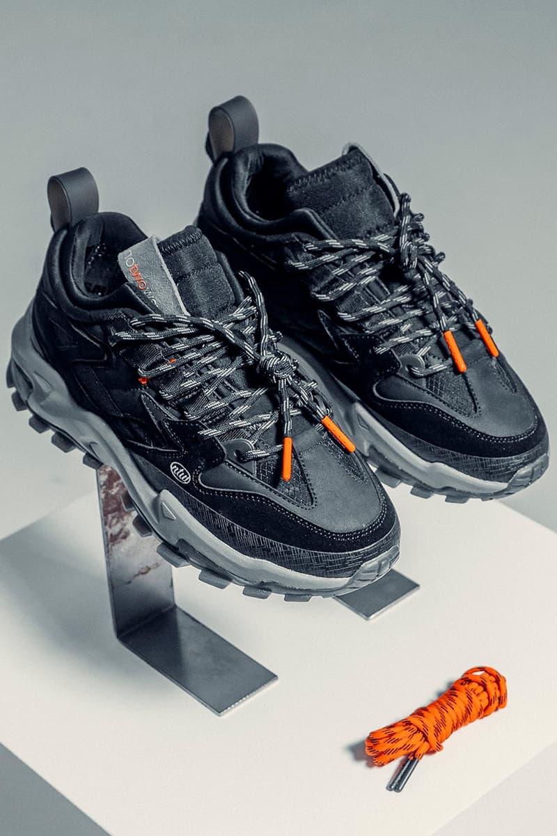 notwoways moonless Sneaker Release Information London British Emerging Designer Footwear Label Brand Callux YouTuber Rockwell Princey