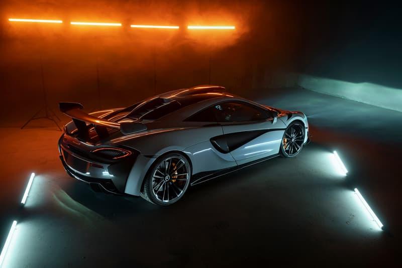 NOVITEC McLaren 620R Tuned Supercar Hypercar GT4 Racer Road Legal Performance Power Speed 711 HP Rims Wheel Body Kit Aerodynamics