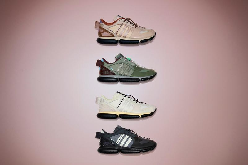 OAMC x adidas Originals Type-O6 Official Release Information Closer Look Luke Meier Campaign Imagery Drop Date Footwear Shoes Trainers Sneakers Avant-Garde Three Stripes ZX Torsion Tooling Luxury Dust White Black Olive Drab Exclusive Sand Colorways