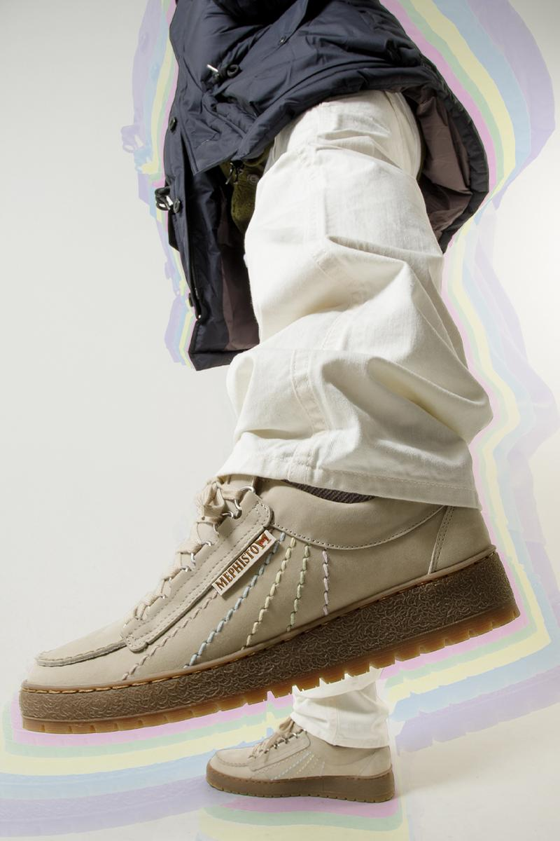 oi polloi mephisto release information rainbow fall winter 2020 beige suede wall where to buy when do they drop