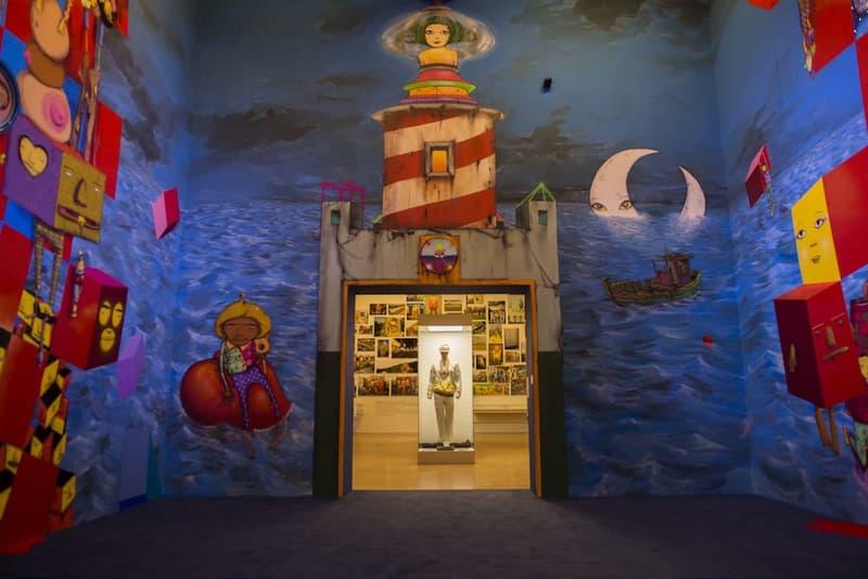 osgemeos segredos sao paulo exhibition pinacoteca