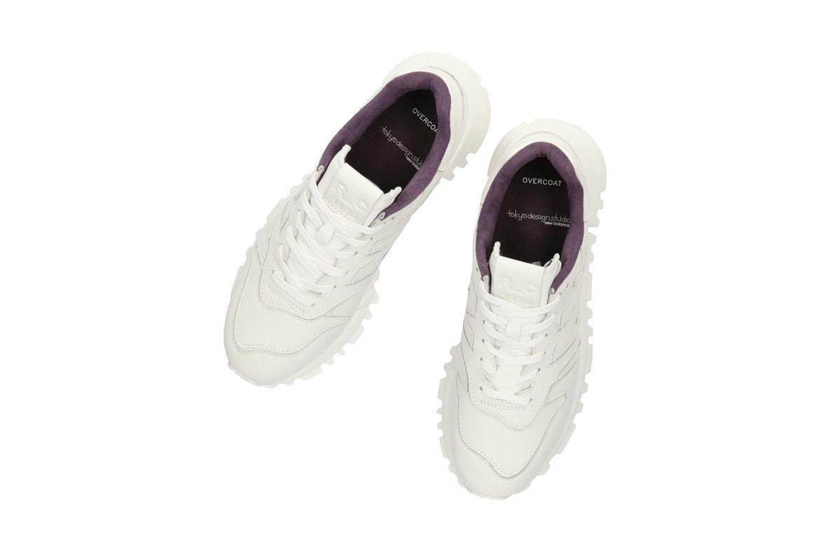 OVERCOAT x New Balance Tokyo Design Studio Collaboration sneaker release date info buy rc_1300 coat jacket clothing november 6 kith dover street market tds