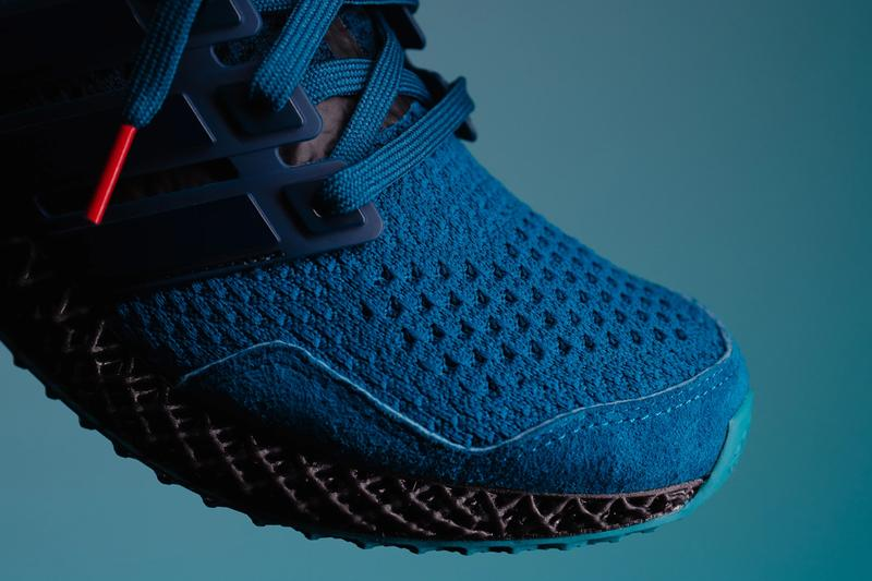 packer shoes adidas consortium ultra 4d navy blue black red official release date info photos price store list buying guide
