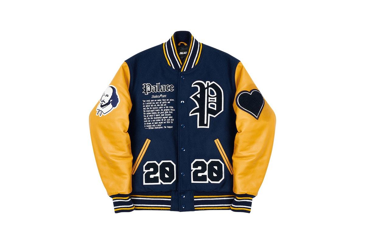 Palace Holiday 2020 Jackets