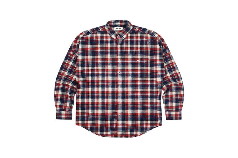 palace skateboards shirts release information when does it drop where to buy plaid shirts