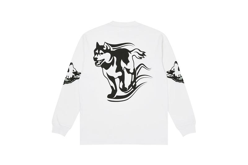 palace holiday 2020 t-shirts tees long sleeved graphic release information where to  buy when does it drop