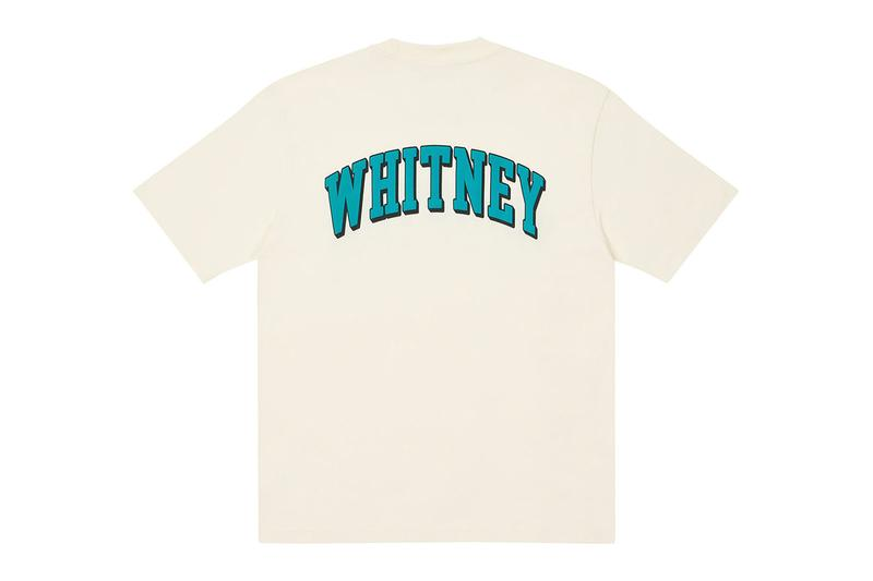 Palace Whitney Houston Capsule for Charity Release Info Skateboards Jacket T shirt cap hat Rock and Roll Hall of Fame Sweater ebbets