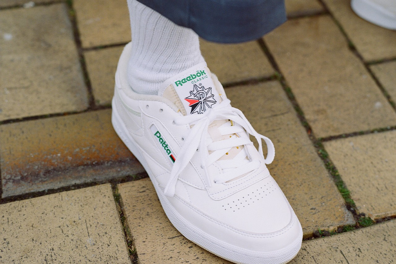 patta club c reebok 85 release information pan africanism release where to buy when do they drop