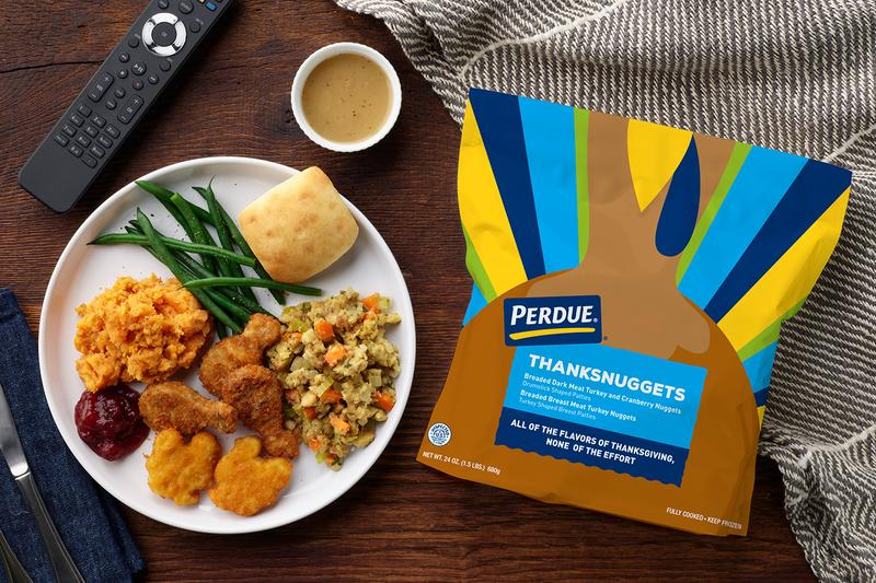 PERDUE ThanksNuggets Release Info Taste Review Buy Price Thanksgiving