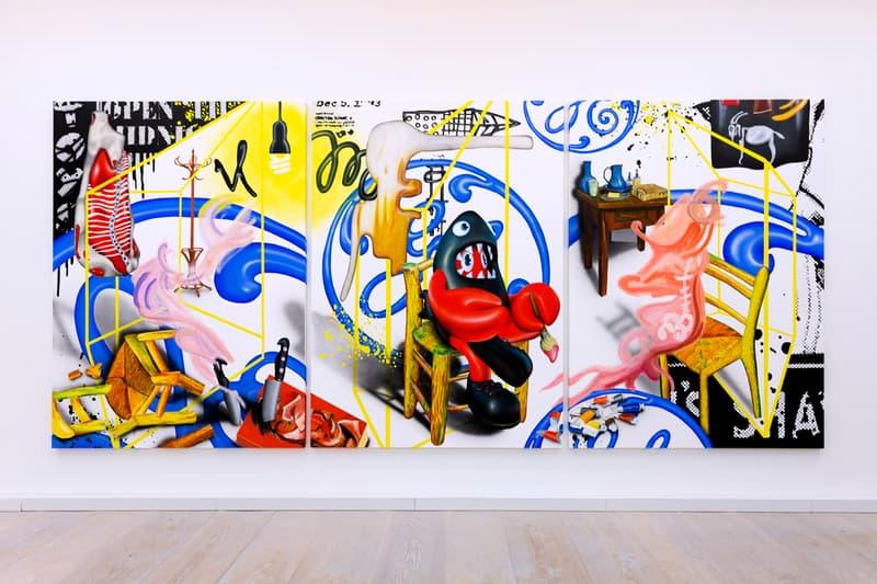 philip colbert lobsteropolis saatchi gallery unit london exhibition