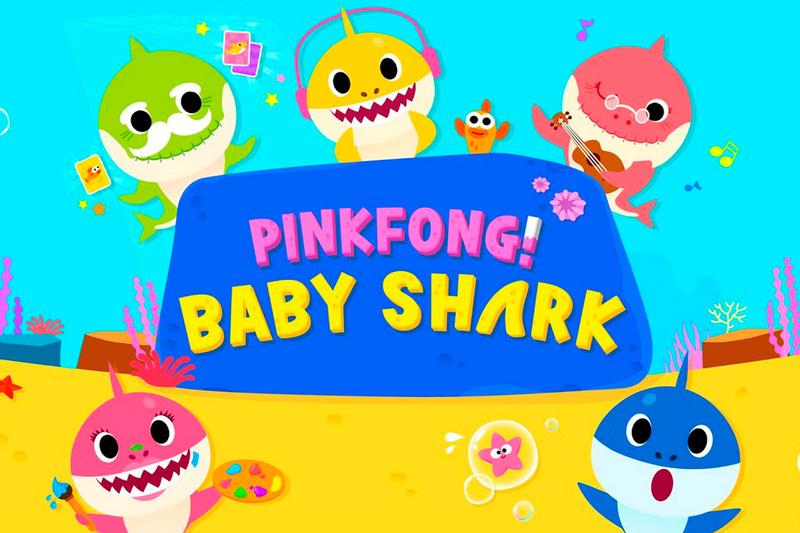 PINKFONG Baby Shark Overtake Despacito Most Viewed YouTube Video Luis Fonsi Daddy Yankeee