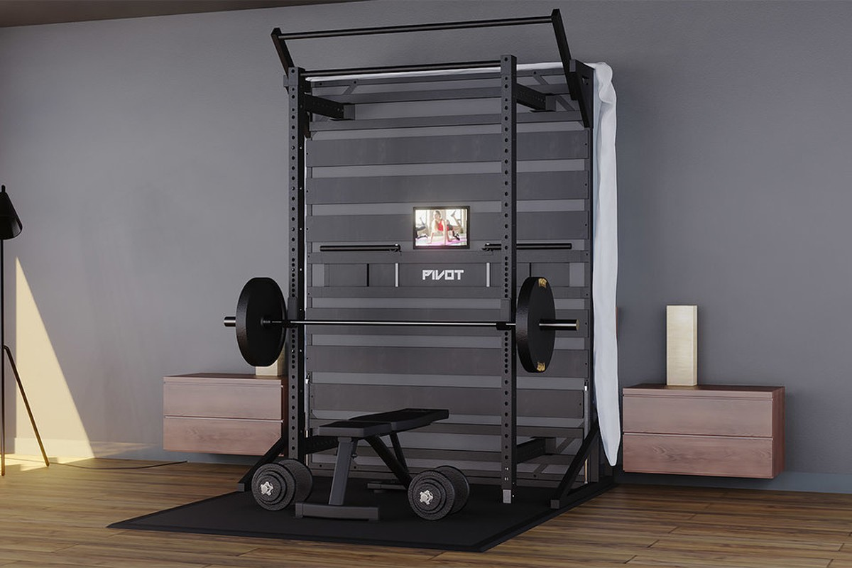 The PIVOT Bed Is Your Perfect Home Gym Solution