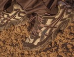 PLEASURES Gives ASICS' GEL-NANDI OG an Iridescent Trail Twist