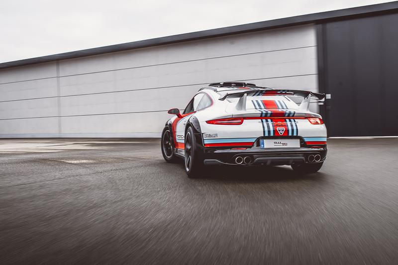 'Porsche Unseen' Concept Cars Vision Turismo (2016) Little Rebels 904 Living Legend Vision 916 Spin-Offs Boxster Bergspyder 911 Vision Safari Le Mans Living Legend Macan Vision Safari