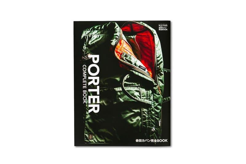 PORTER 85th Anniversary Book Release Info complete book catalog hannam korea