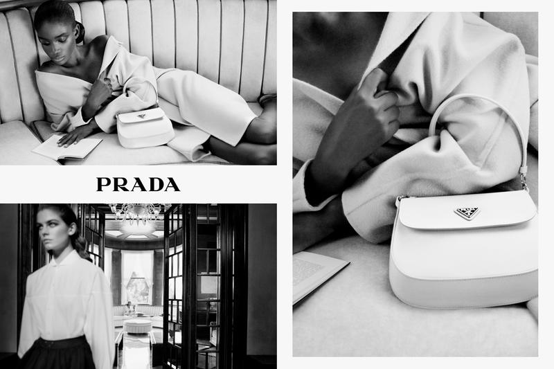 """Prada Holiday 2020 Campaign """"A Stranger Calls"""" Collection Men Women Luxury Lifestyle Goods Homeware Gift Guide Bolo Tie Dominoes Chess Board Candice Carty-Williams"""