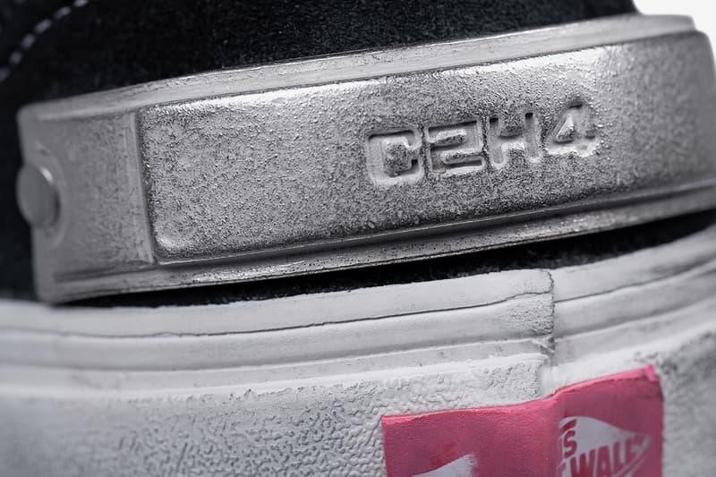 Project 50 50 C2H4 Vans Enlighten Project Release SK8-Low Style 36 Info Buy Price