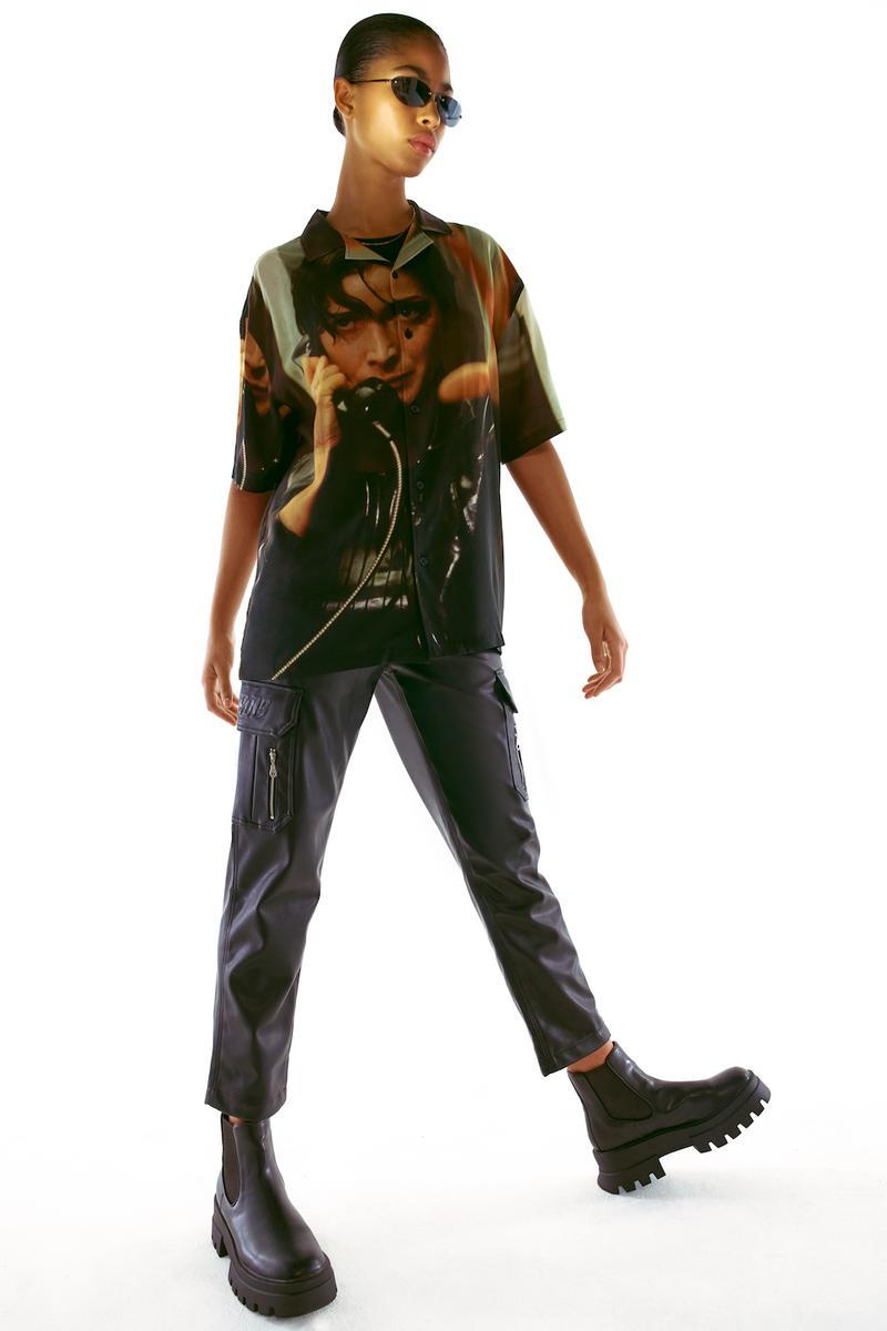 pull&bear sicko19 exclusive collection the matrix saga trilogy prints apparel sci-fi