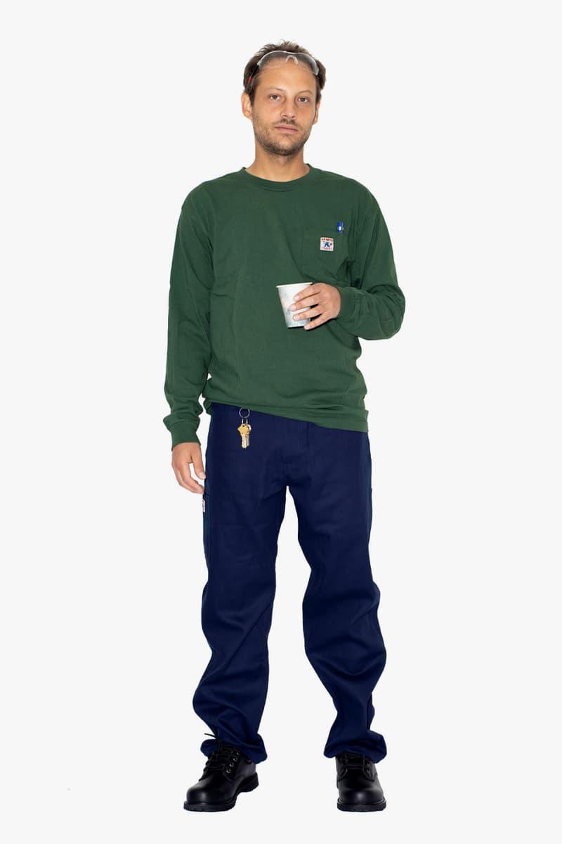 randy's garments fall winter 2020 information fw20 workwear utility jacket