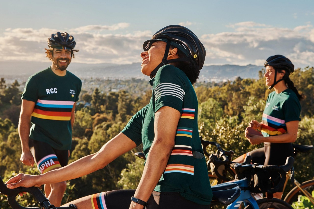 How Did Cycling Gear Become Hype-worthy rapha design Giro d'Italia design cycling fashion cycle