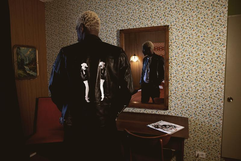 'Ray Gun' by Shane Gonzales for Diesel Campaign collaboration asap nast collection clothing apparel magazine lookbook editorial release date info buy