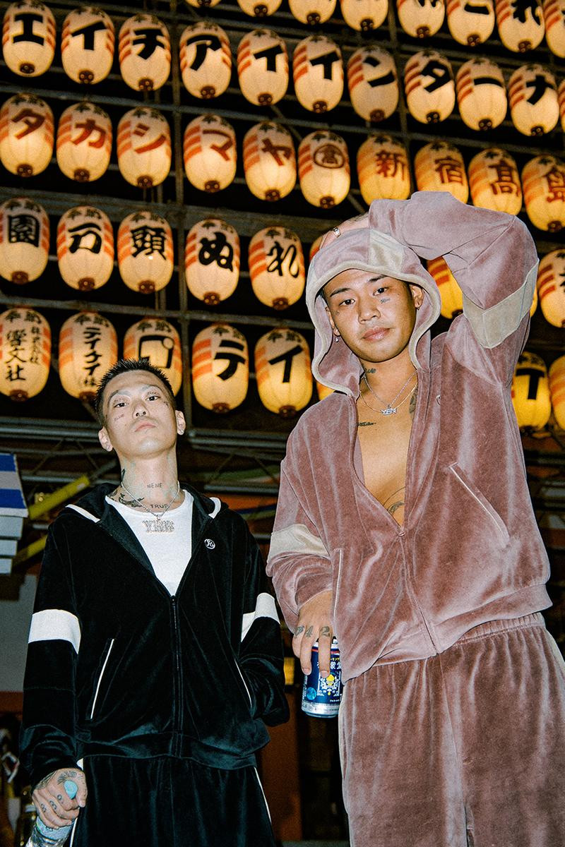 richardson velour workwear collection fall winter 2020 when does it drop Japan editorial