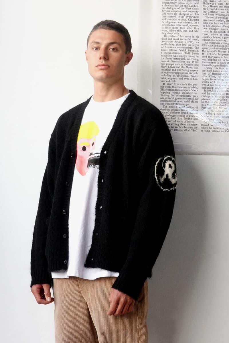 Richardson x UNUSED Winter 2020 Tartan Collaboration collection fall fw20 release date info buy website store shop japan designer
