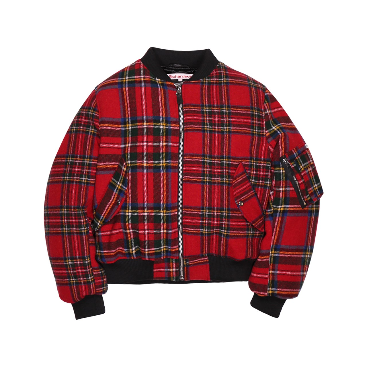 Richardson x UNUSED による初のコラボアイテムが登場 Richardson x UNUSED Winter 2020 Tartan Collaboration collection fall fw20 release date info buy website store shop japan designer