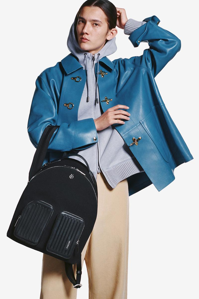 """RIMOWA's """"Never Still"""" Backpack, Shoulder Bag Collection tote day small mens womens large weekender january 2021 launch release date info buy colors"""