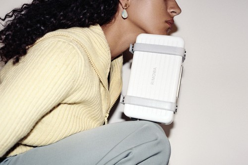 RIMOWA Transforms Signature Luggage Into Chic Crossbody Bags