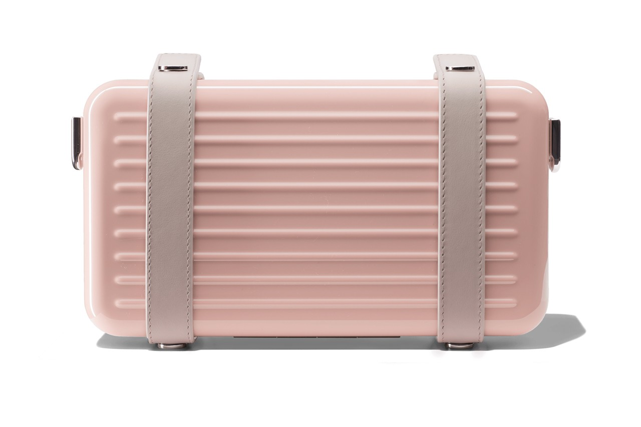 RIMOWA Personal Case Crossbody Shoulder Bag pvc luggage tote colorways fall winter 2020 fw20
