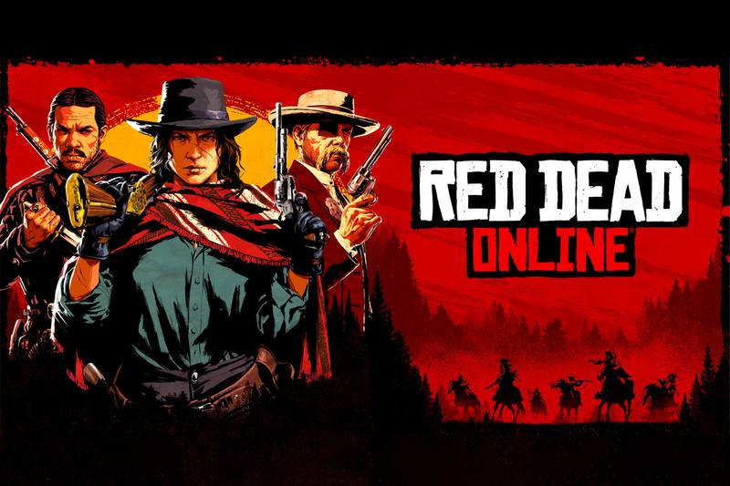 red dead redemption 2 online rockstar games survival rpg role playing game standalone release