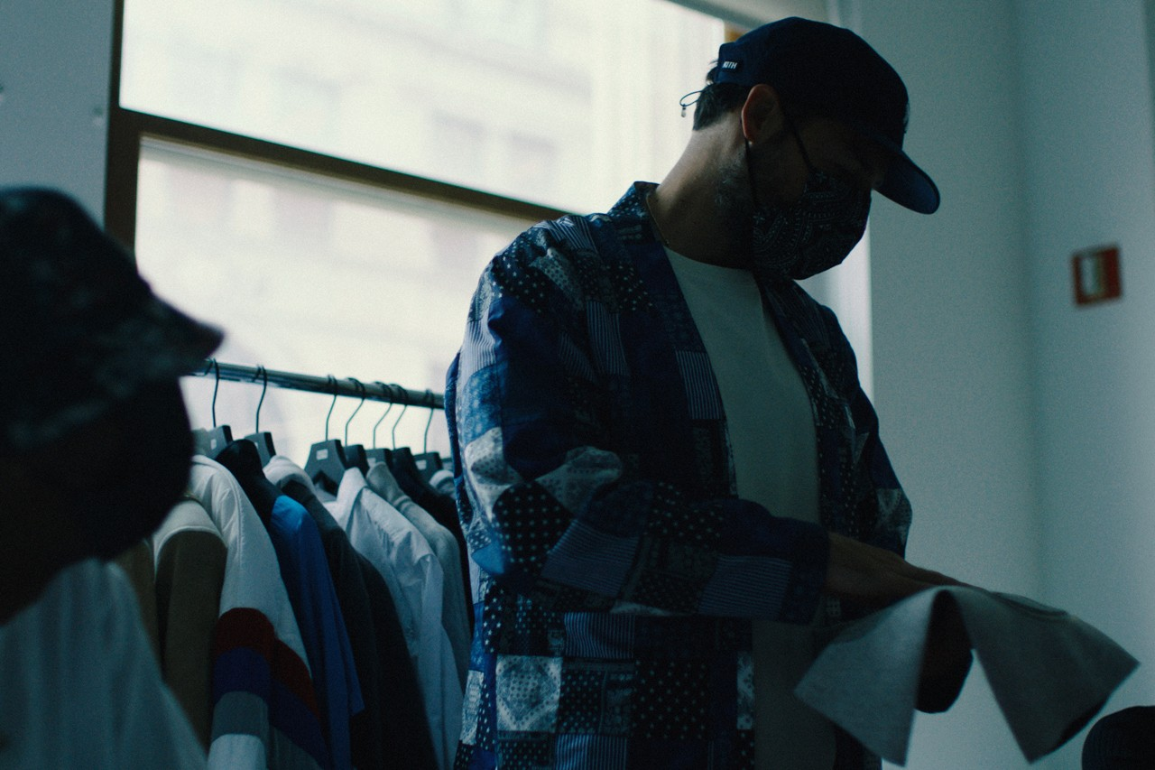 KITH x BMW 2021 M4 Competition Ronnie Fieg Anne Forschner Exclusive Material Content Video HYPEBEAST Interview German Automotive Design M3 E30 TwinPower Turbo 3.0-liter inline-six Exterior Fashion Collection New York Brand