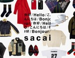 sacai's Latest Pop-Up Tour Includes Collaborations With Nearly a Dozen Brands
