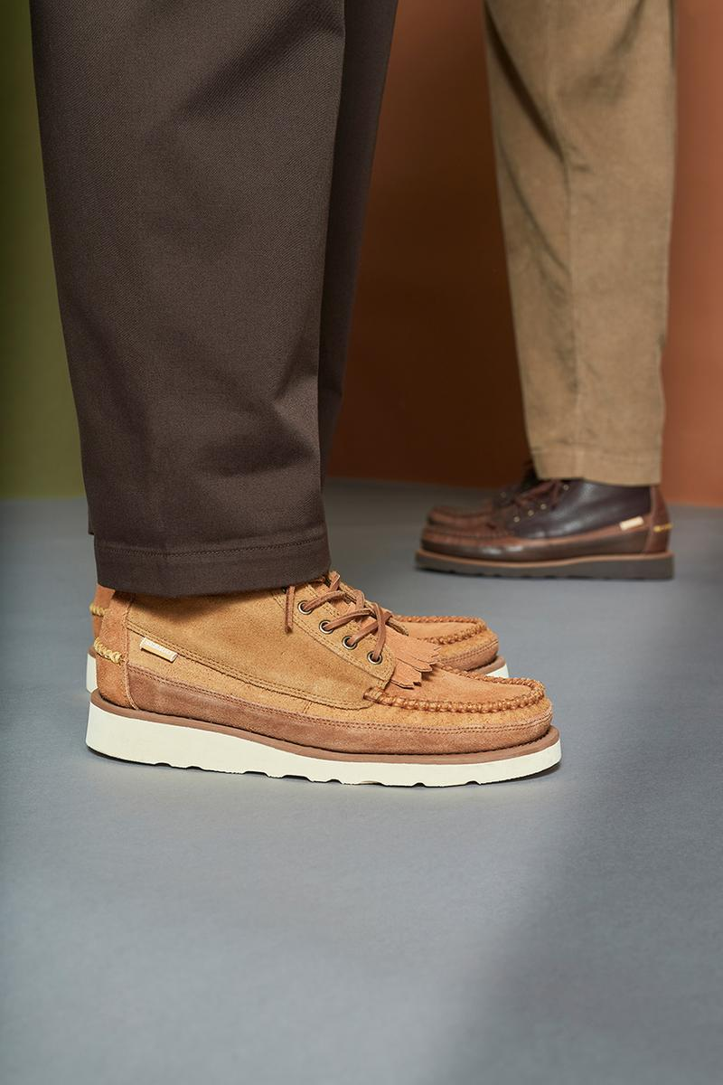 Sebago universal works fall winter 2020 release information where to buy when does it drop information