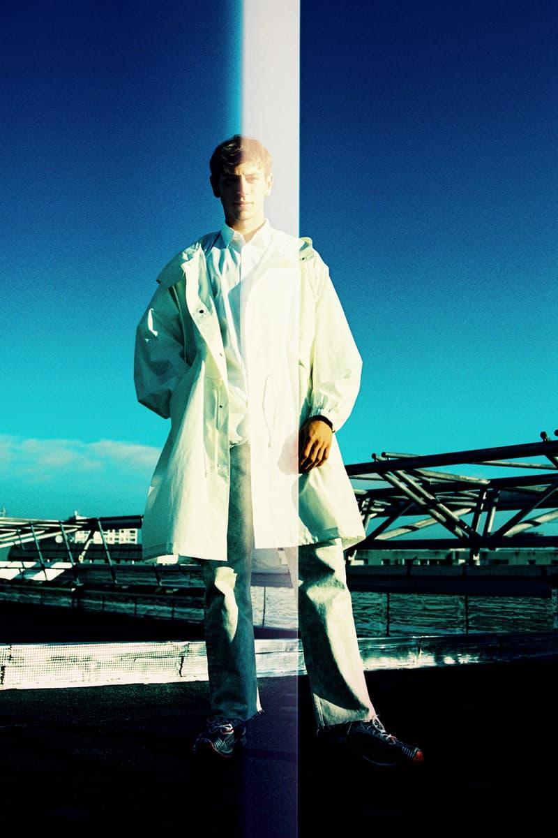 Slam Jam x ASICS NOVABLAST Running Shoe Italy Milano Store Brand Japan Sneaker Collaboration Release Information Closer First Look Exclusive Drop Date 'Ground Effect by Salvatore Caputo & Unité d'Habitation'