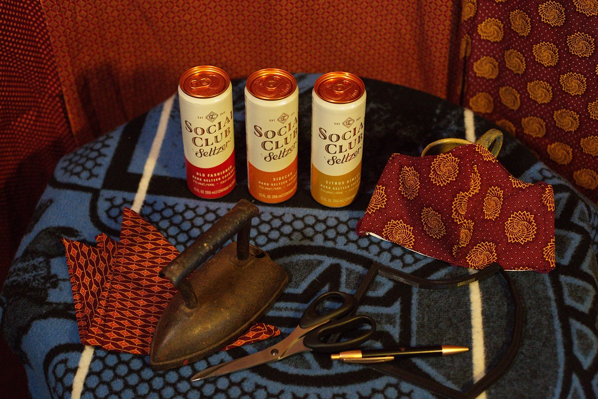 social club hard seltzer beverage creative collaboration program bow shoeshoe business hustle