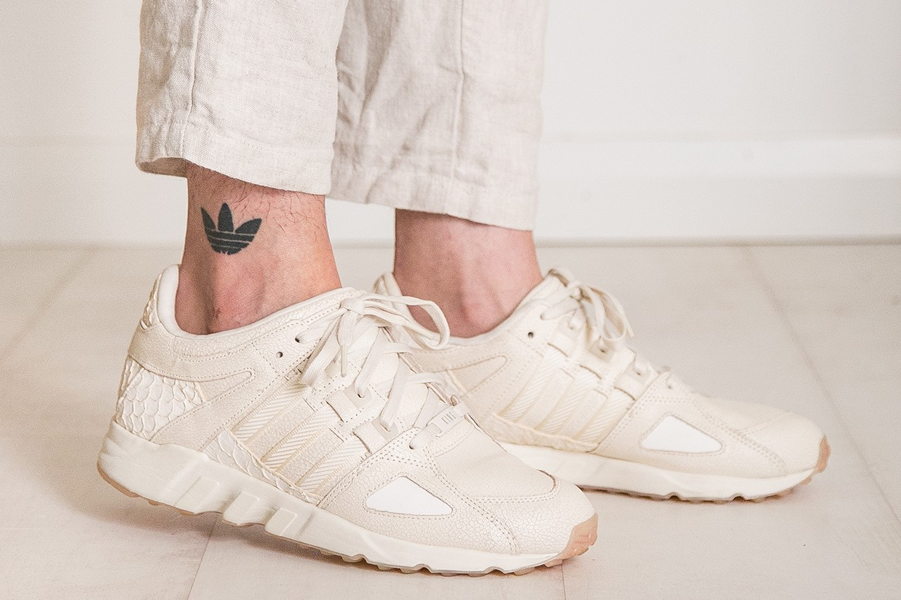 Sole Mates Jemuel Wong Australian Sydney adidas Originals Collector Pusha T King Push EQT Guidance '93 YEEZY Kanye West UltraBOOST ZX Flux Torsion OG adiPRENE Galaxy Raf Simons Ozweego Exclusive Interview Imagery Sample Sneakers Footwear Hypebeast Hype Shoes Collector
