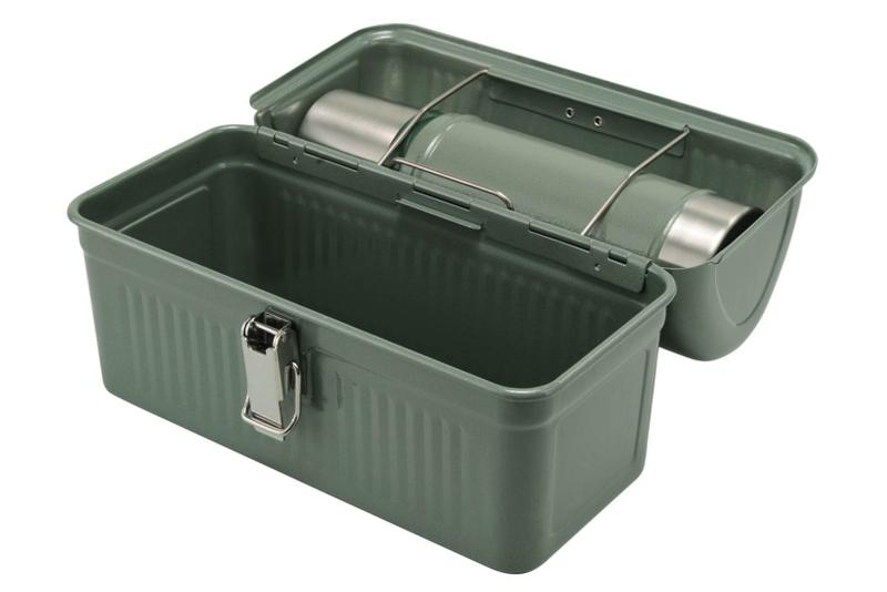 Stanley Classic Lunch Box Restock 1913 metal steel camping outdoors construction work lunch