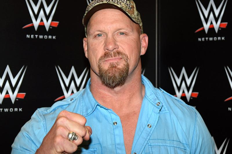 'Last Dance' Producers WWE Stone Cold Steve Austin Docuseries wwe wwf wrestling Jacob Rogal ESPN Films Netflix sports sports Chris Van Vliet Lilian Garcia