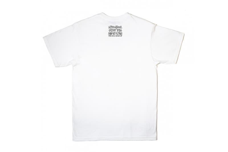 Stüssy Hong Kong Chapter 1st Anniversary Capsule Release info 8 Ball Vase T shirt