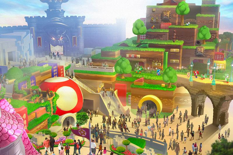 mario kart japan, <b> Japan's Super Nintendo World is nearly finished </b>
