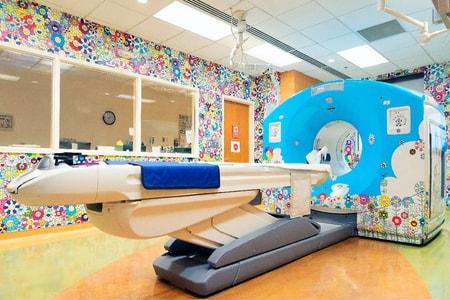 Takashi Murakami Designs Room at Children's National Hospital