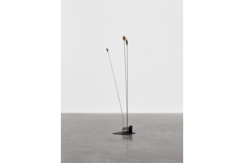 takis white cube hong kong exhibition artworks sculptures