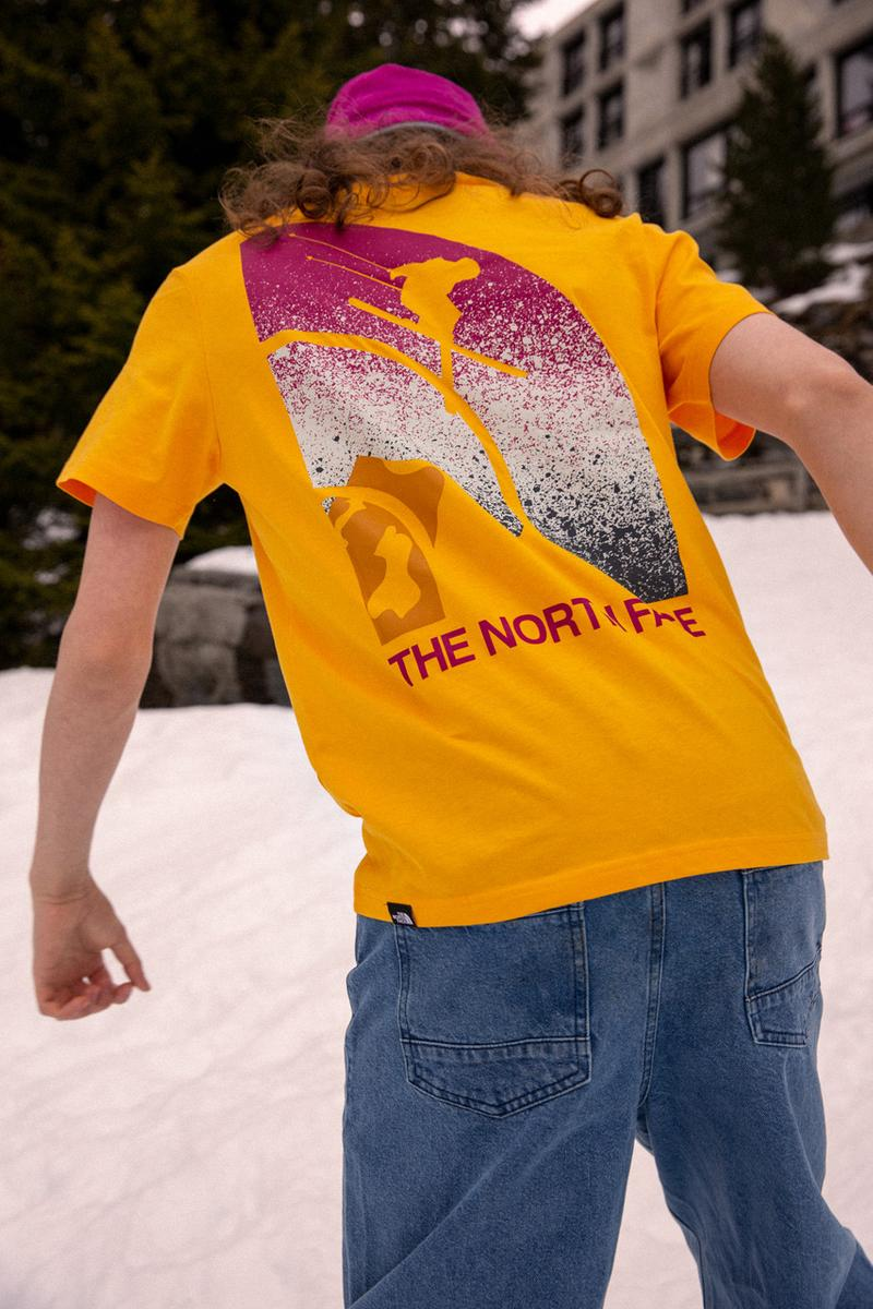 the north face snow rogue collection lookbook release details