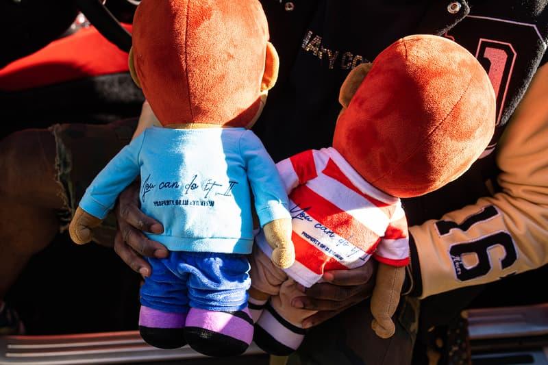 THIIIRD EYE VIEW Pharrell IN MY MIIIND VOL. II III SKVIIIBOARD Release Williams Bape Baby Milo Info Buy Price Figurine Skateboard