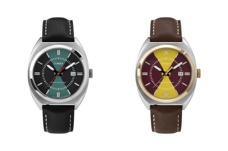 todd snyder timex milano colorblock timepieces watches accessories retro vintage