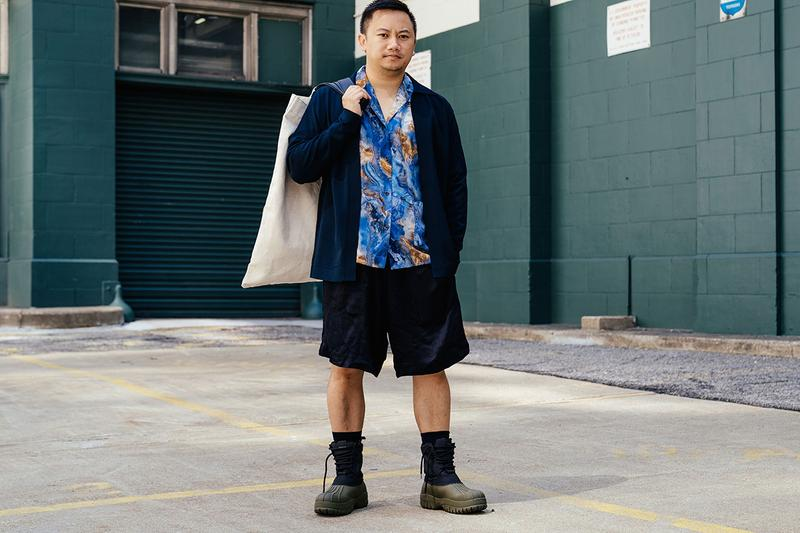 Tommy Ton Grailed Closet Sale Archive Interview photographer clothing collection street style photographer deveaux