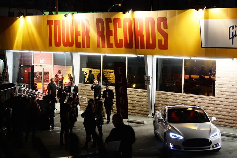 Tower Records Returns Online Store pulse sxsw Russ Solomon Danny Zeijdel all things must pass